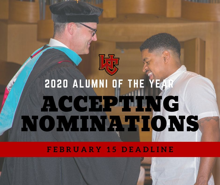 2020 Alumni of the Year Nominations