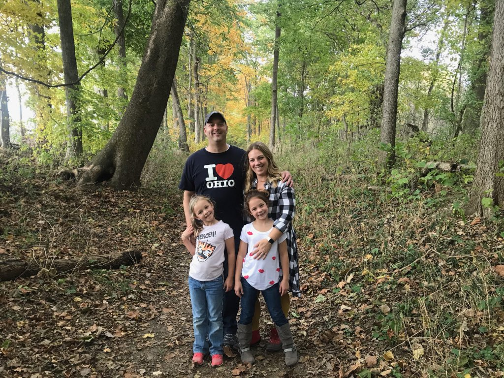 The Irvin Family Photo