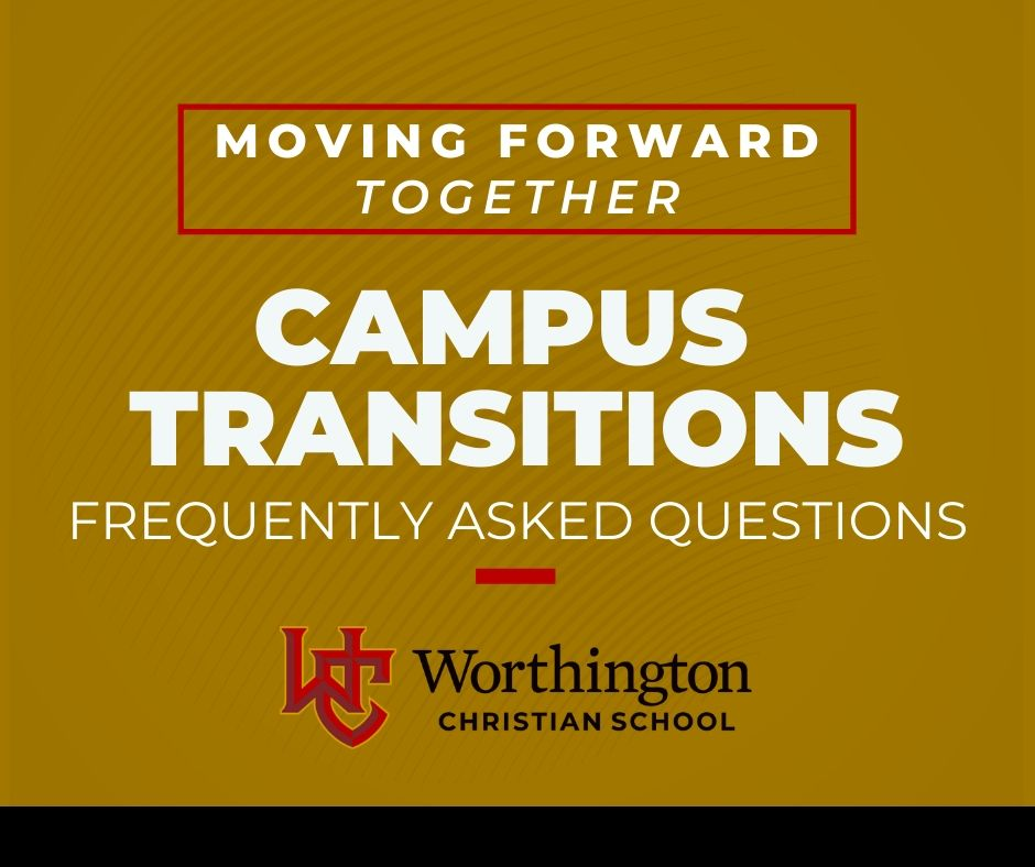 Campus Transition FAQs