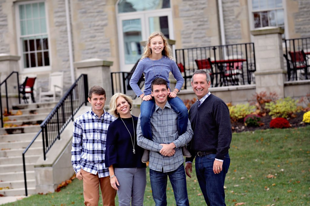 The Tsibouris Family