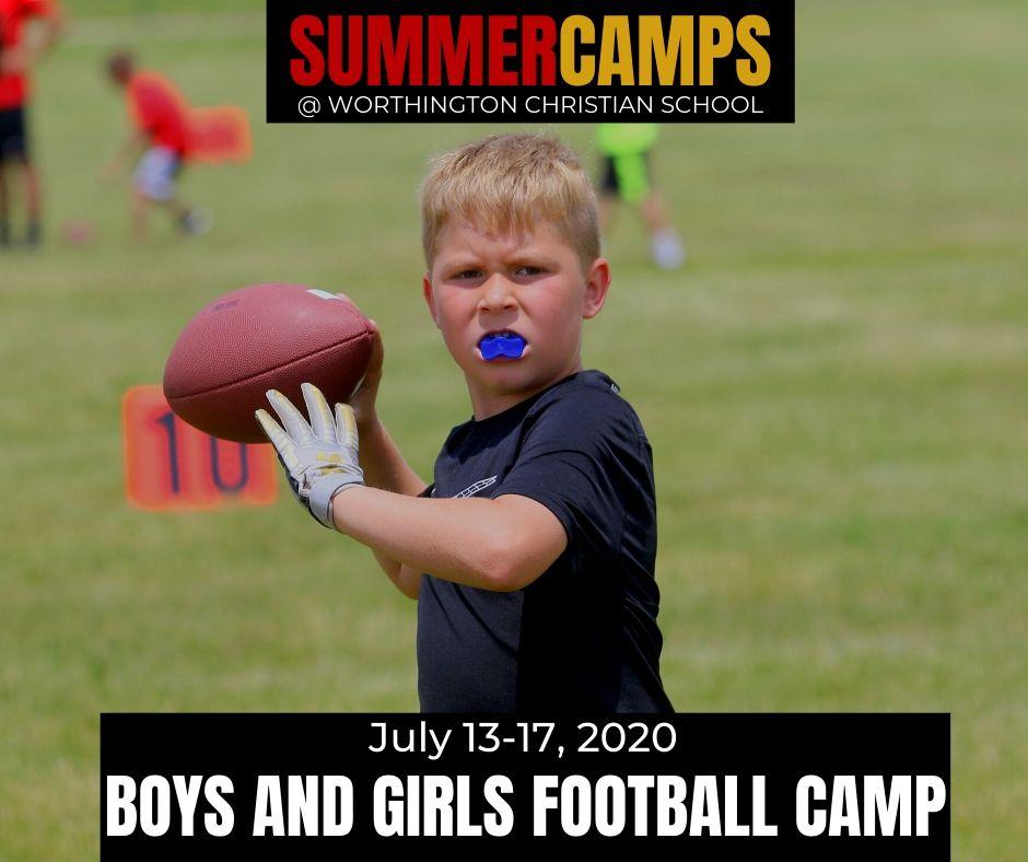 2020 Football Camp