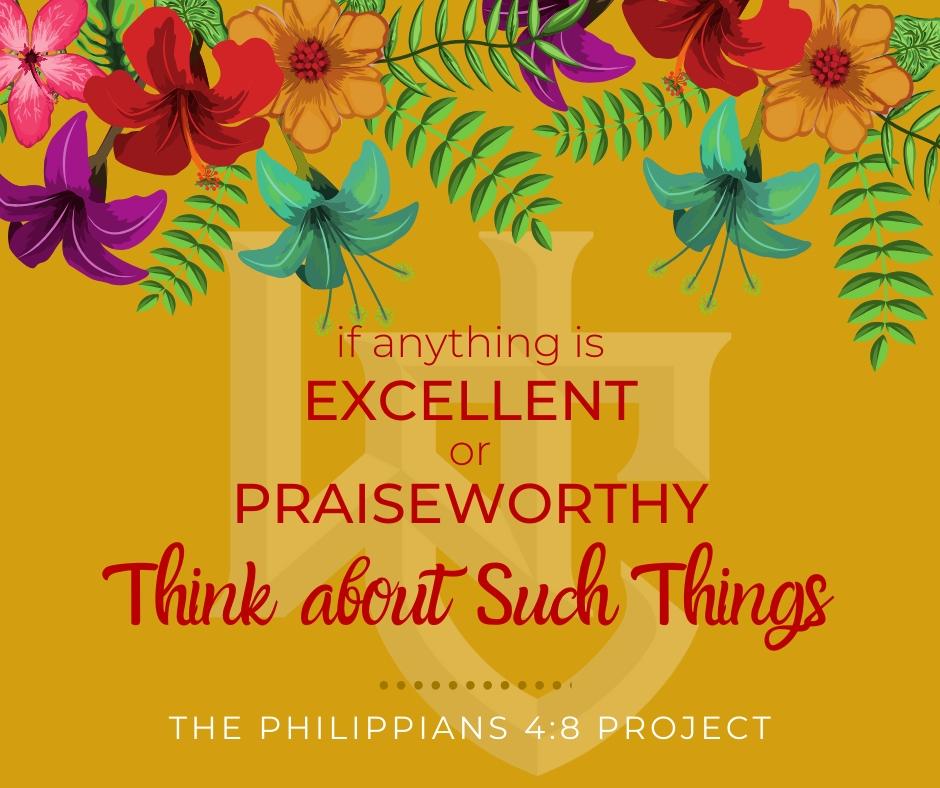 The Phillipians 4_8 Project-2