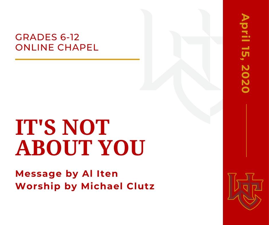 Online Chapel