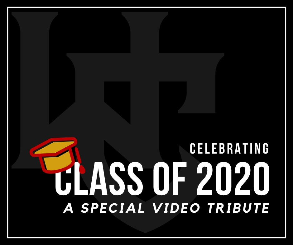 Class of 2020 Video Tribute