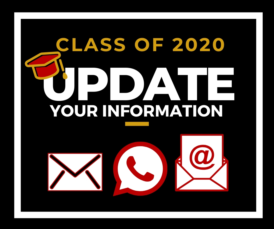 Update Your Information