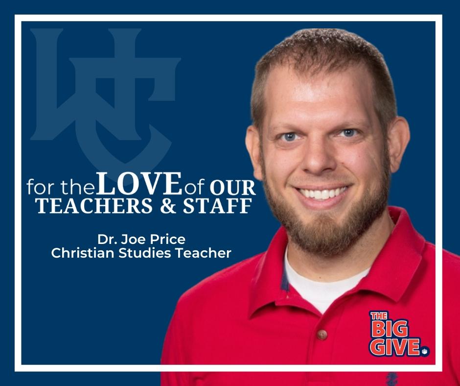 Dr. Joe Price