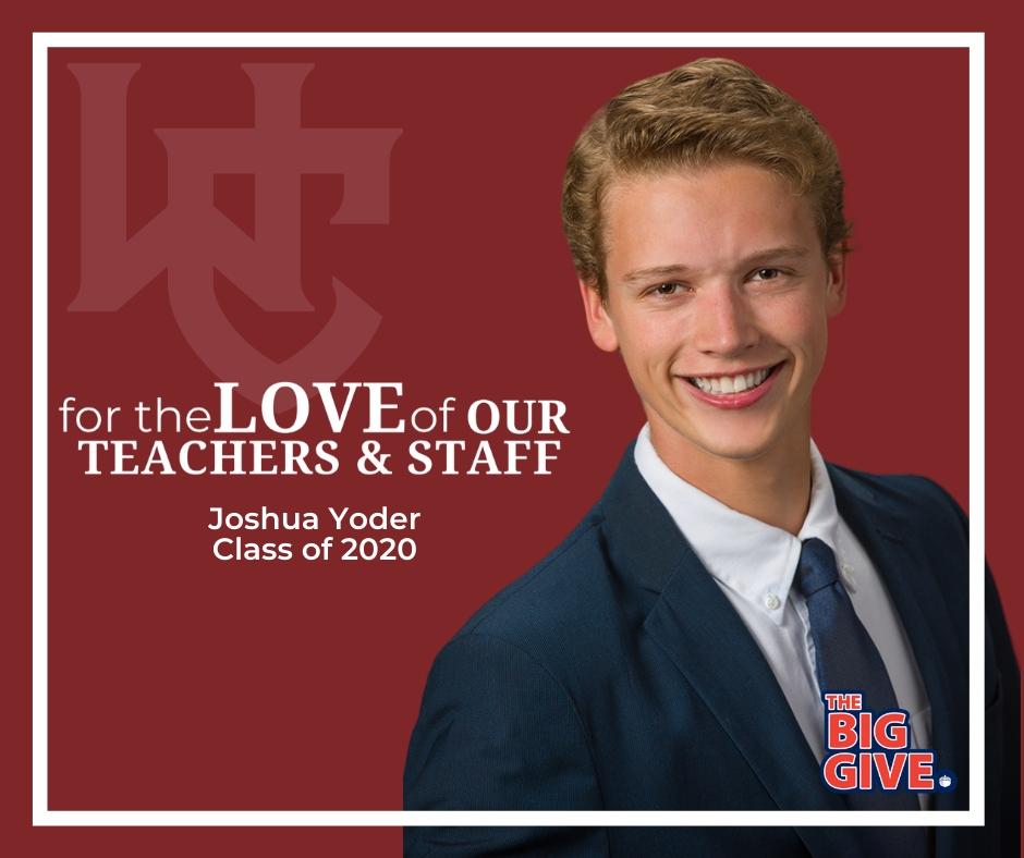 Joshua Yoder