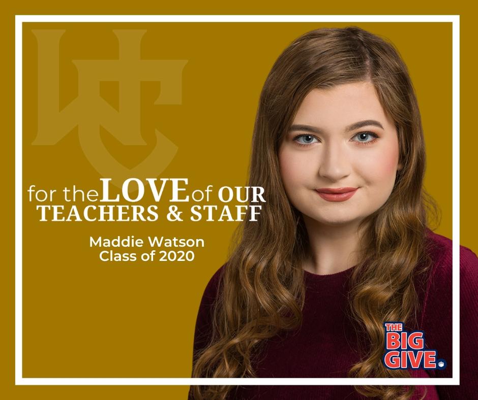 Maddie Watson